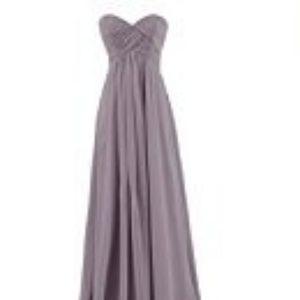 Dresses & Skirts - Sweetheart Bridesmaid Chiffon Dress